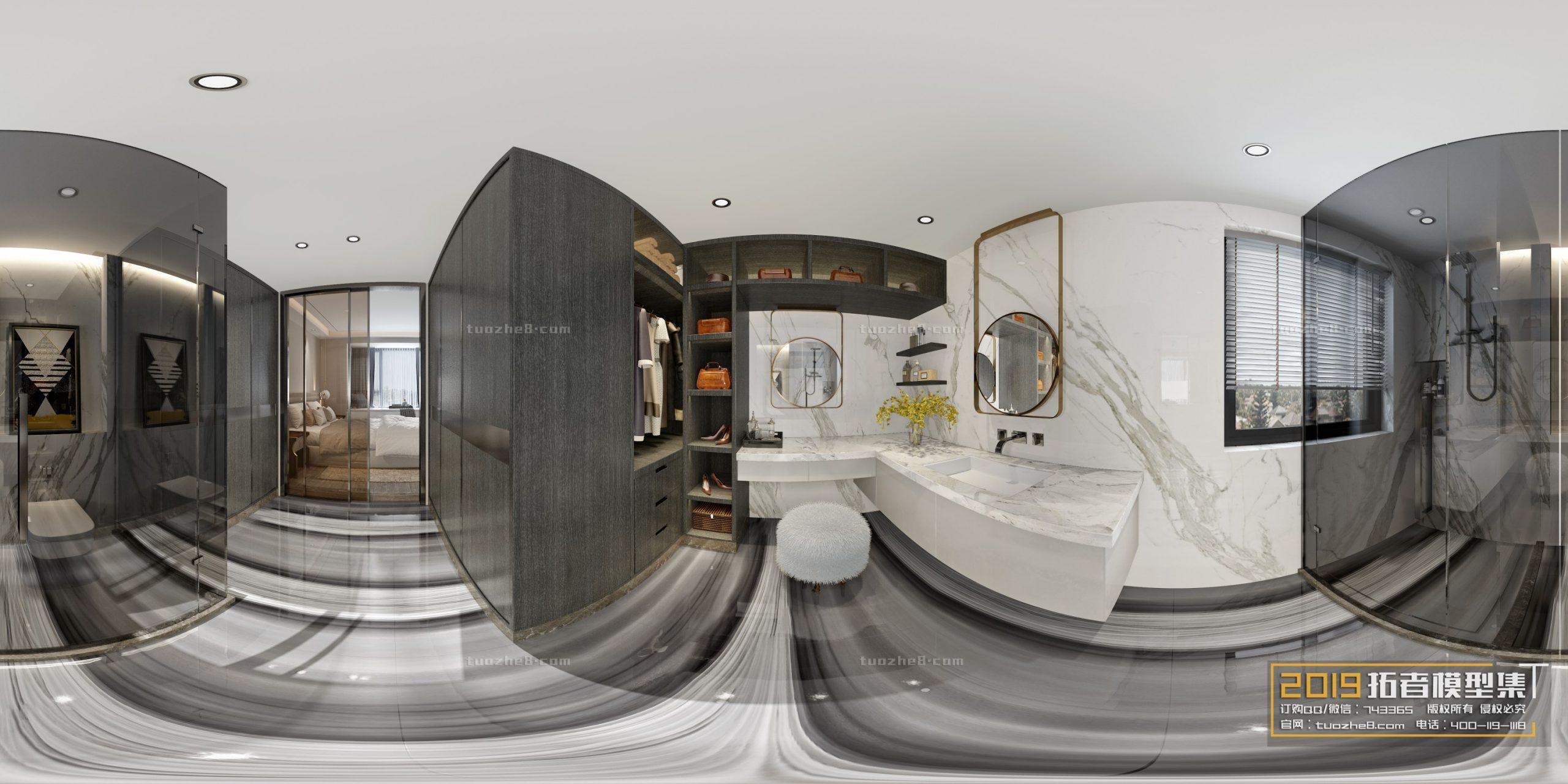 3DSKY FREE – BATHROOM – No.076