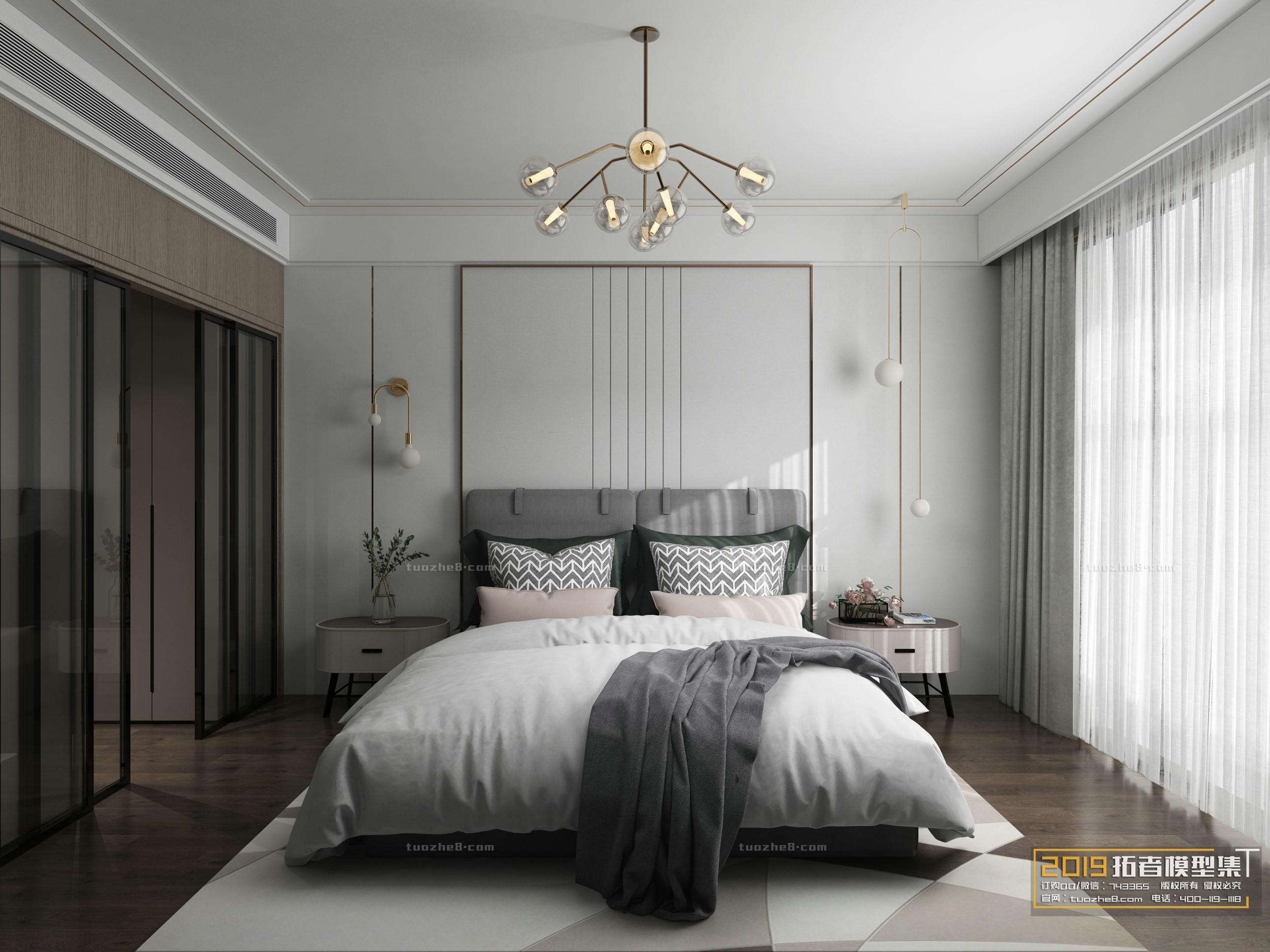 BEDROOM – NORDIC STYLE – No.012