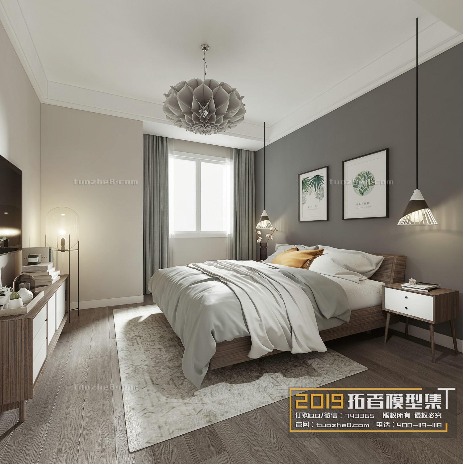BEDROOM – NORDIC STYLE – No.020