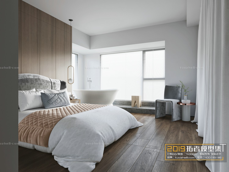 BEDROOM – NORDIC STYLE – No.022