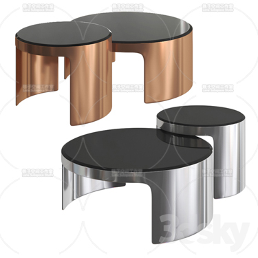 3DSKY MODELS – COFFEE TABLE – No.034