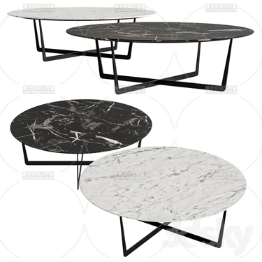 3DSKY MODELS – COFFEE TABLE – No.047