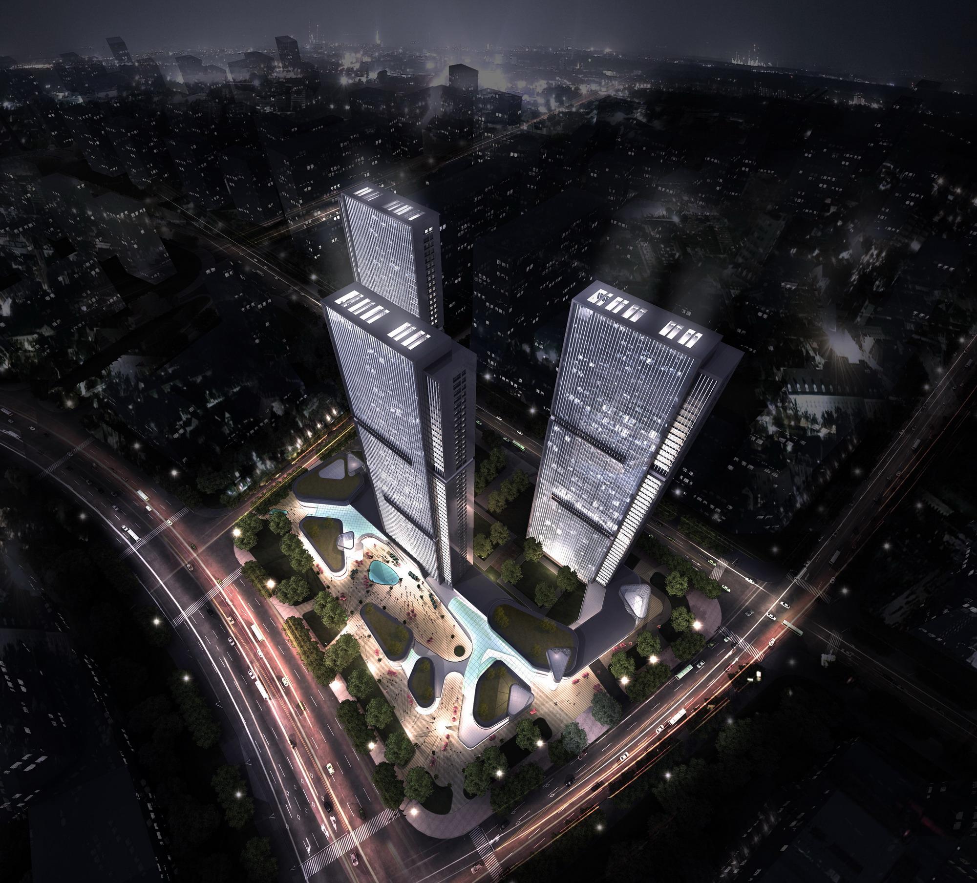 3DSKY FREE – 3D BUILDING – No.022