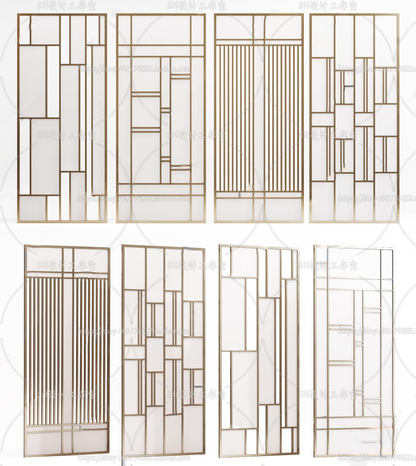 3DSKY FREE – CNC PANELS – VOL.4 – No.029