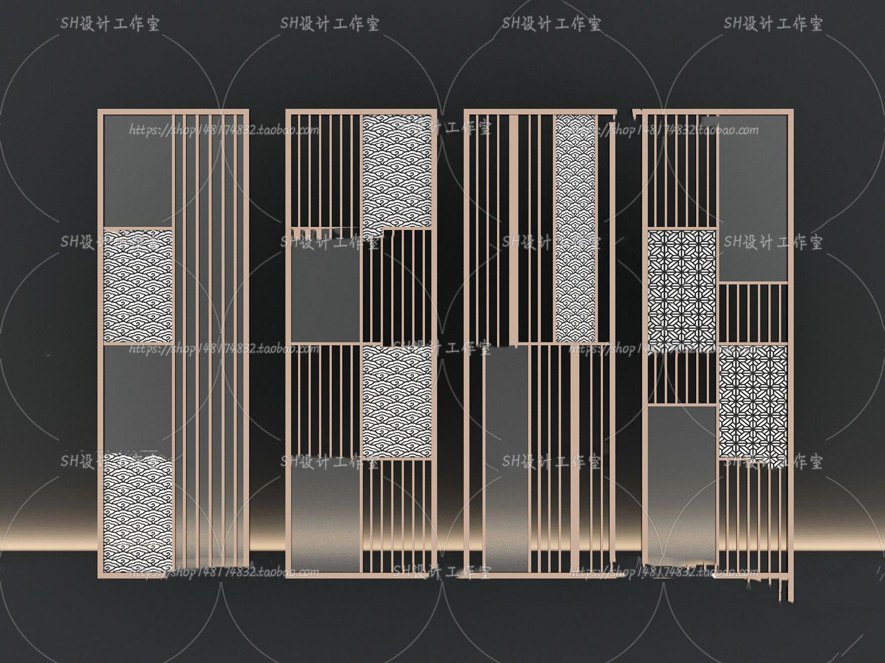 3DSKY FREE – CNC PANELS – VOL.4 – No.047