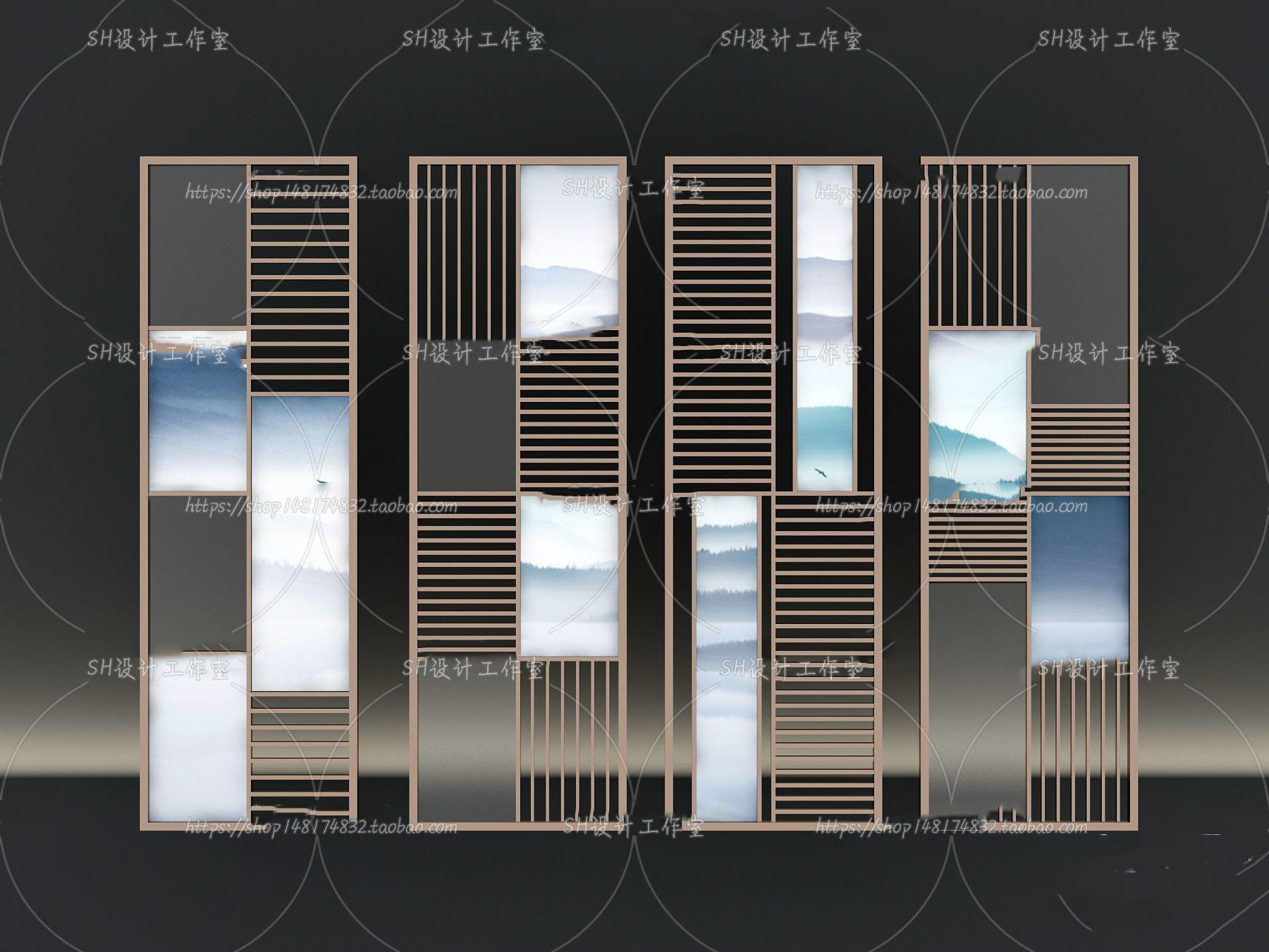 3DSKY FREE – CNC PANELS – VOL.4 – No.048