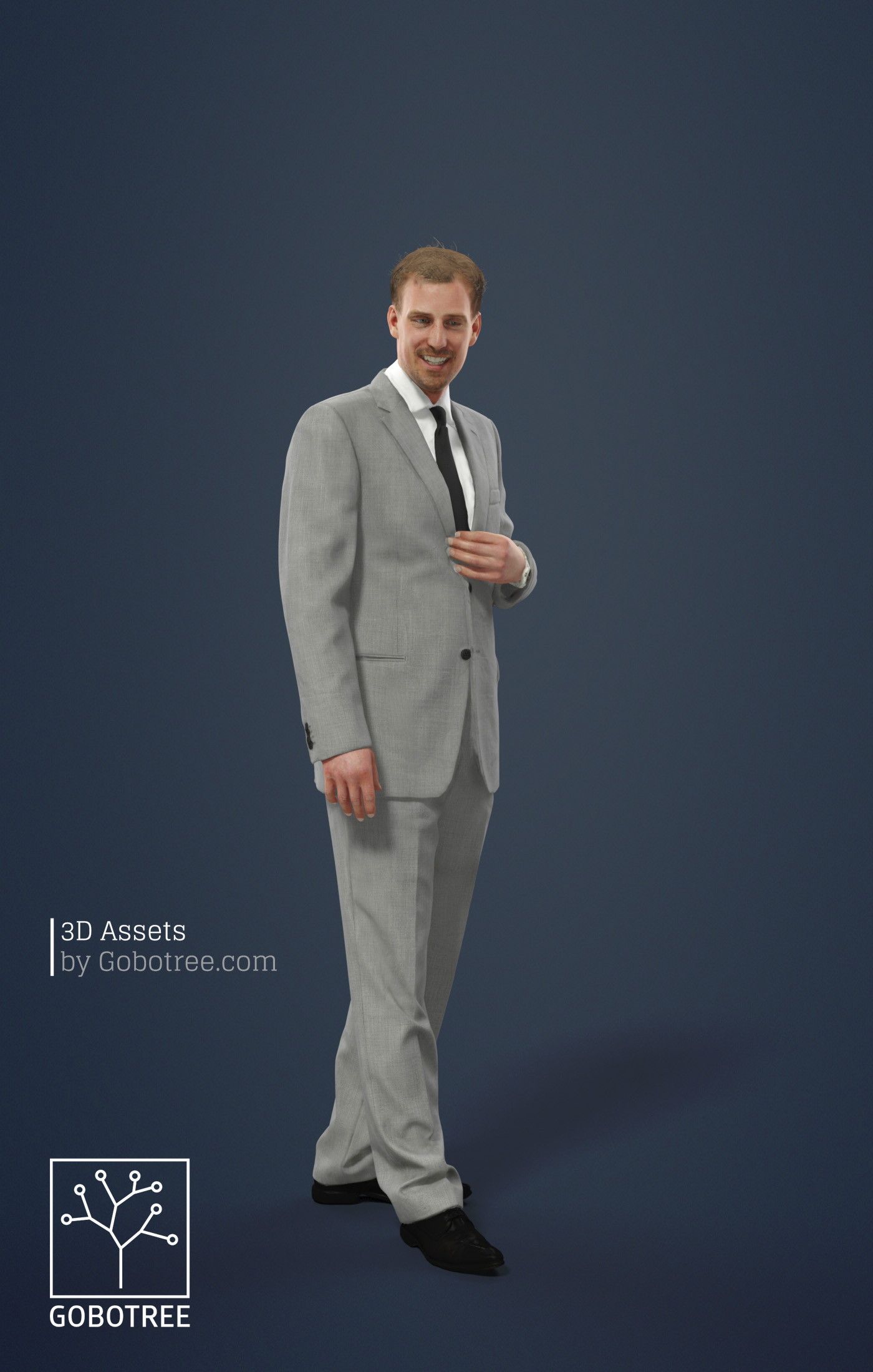3DSKY FREE - HUMAN 3D