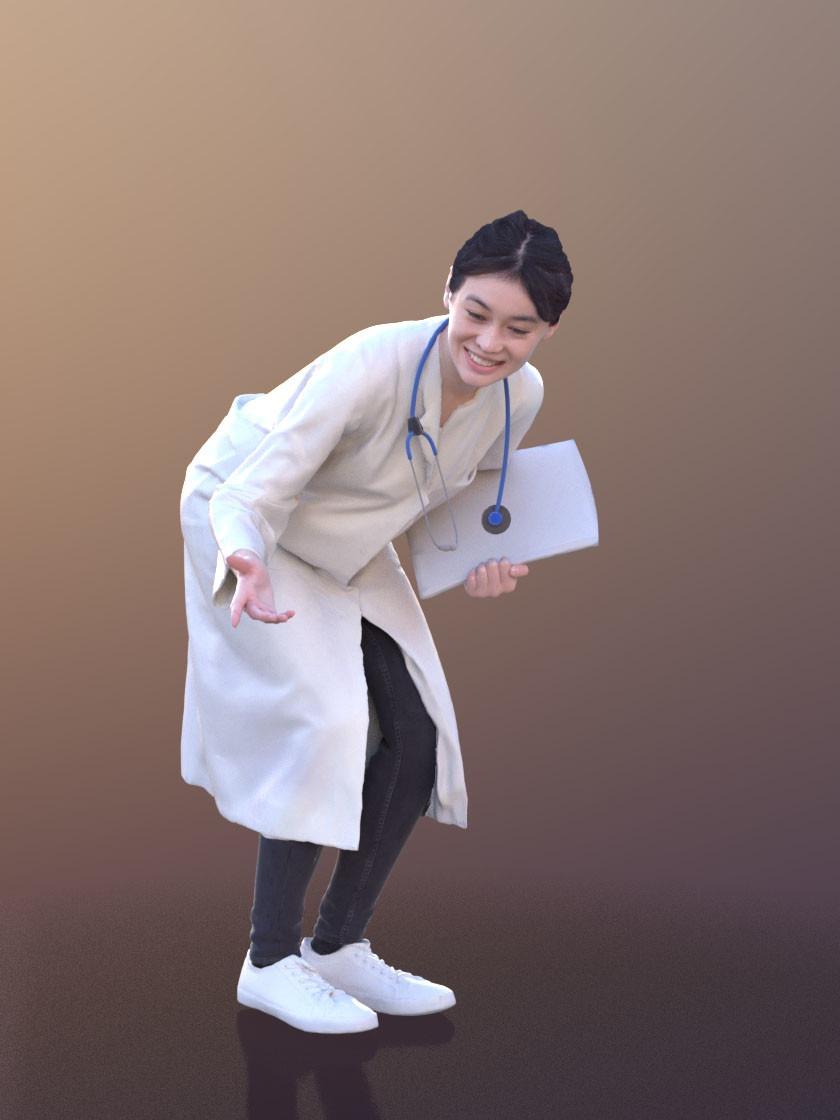 HUMAN 3D - MEDICAL STAFF