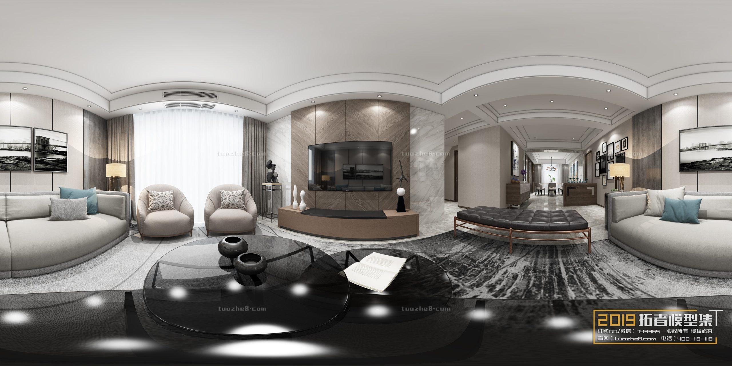 LIVING ROOM – MODERN STYLE – VOL.19 – No.216