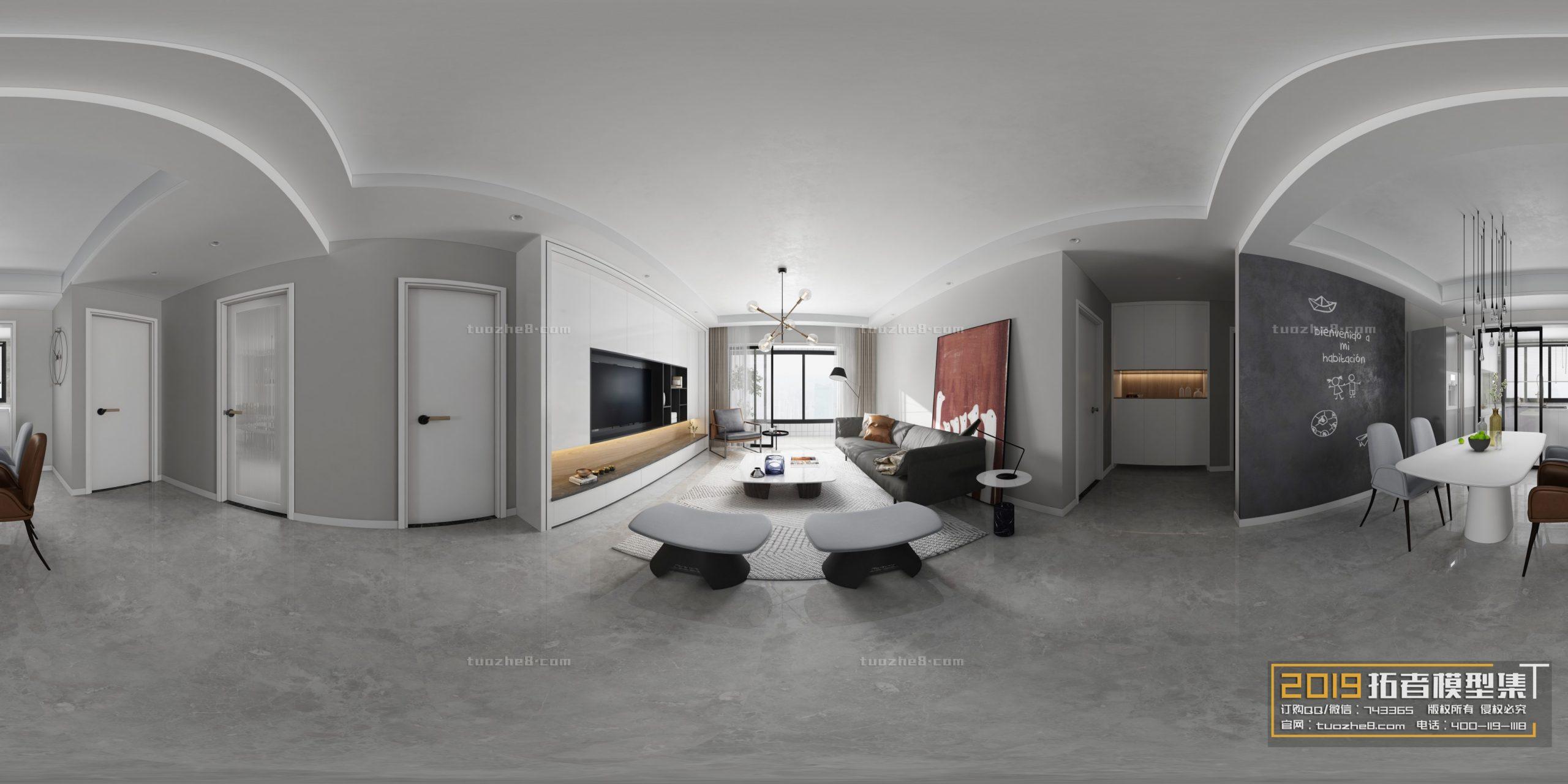 LIVING ROOM – MODERN STYLE – VOL.19 – No.217