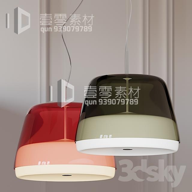 3DSKY MODELS – CEILING LIGHT – No.237