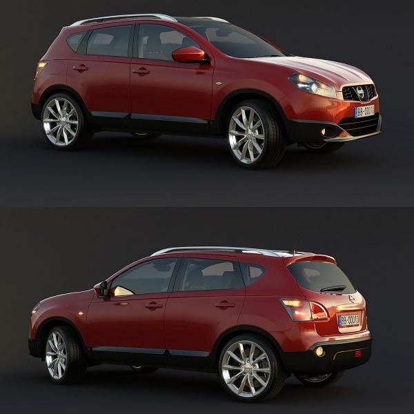 VEHICLE – CAR 3D MODELS – VOL.110 – No.014