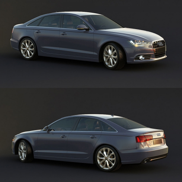VEHICLE – CAR 3D MODELS – VOL.110 – No.008