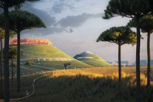 Landing Exteriors (10)