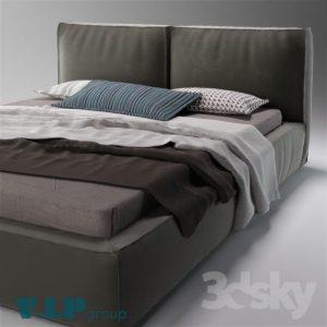 01 - FURNITURE - 06 - BED (2)