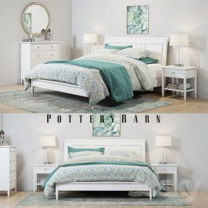 01 - FURNITURE - BED 160 (4)