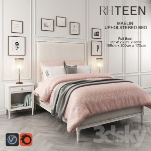 01 - FURNITURE - BED 160 (6)