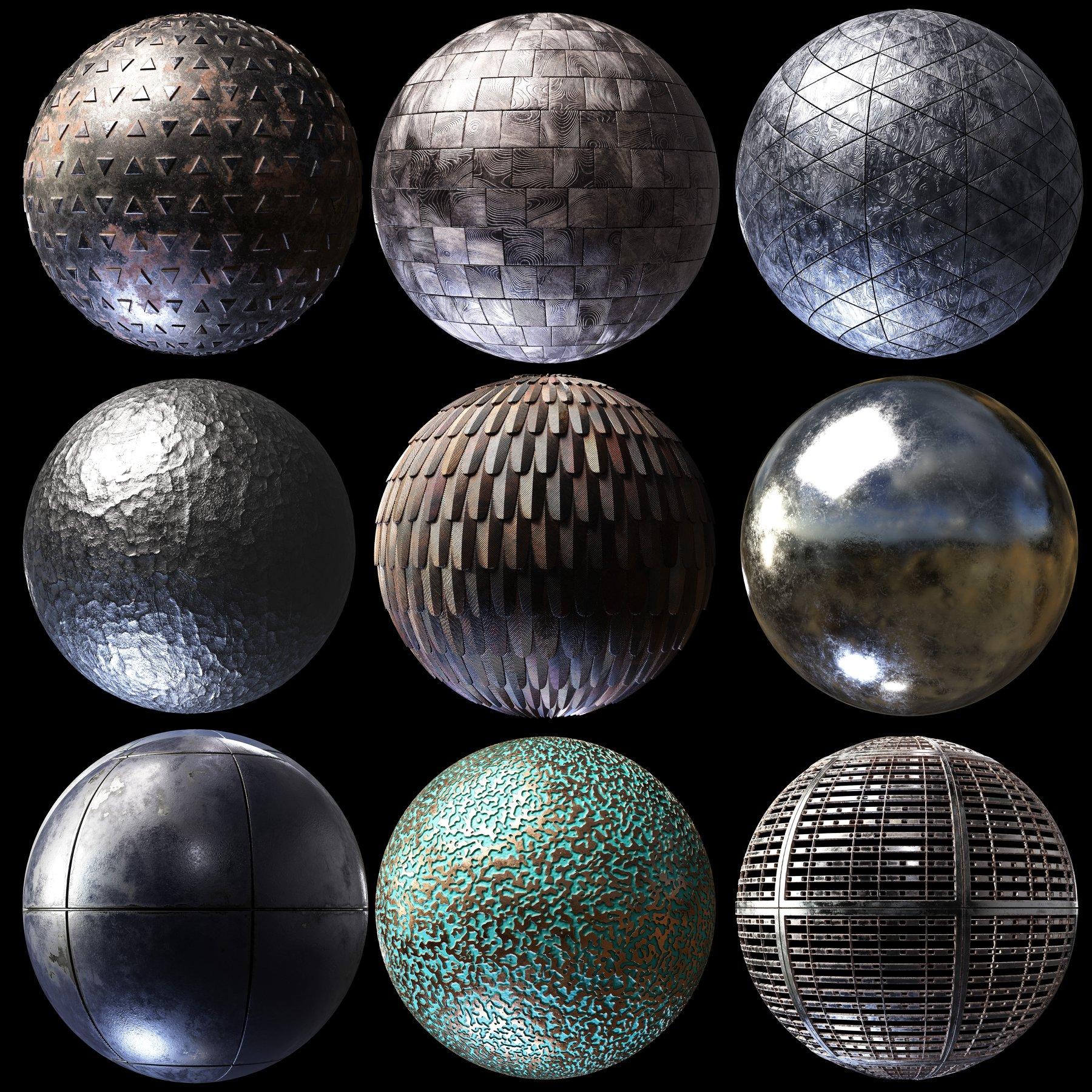 RANDOM MODELS – PRO MODELS 242 – MATERIAL METAL