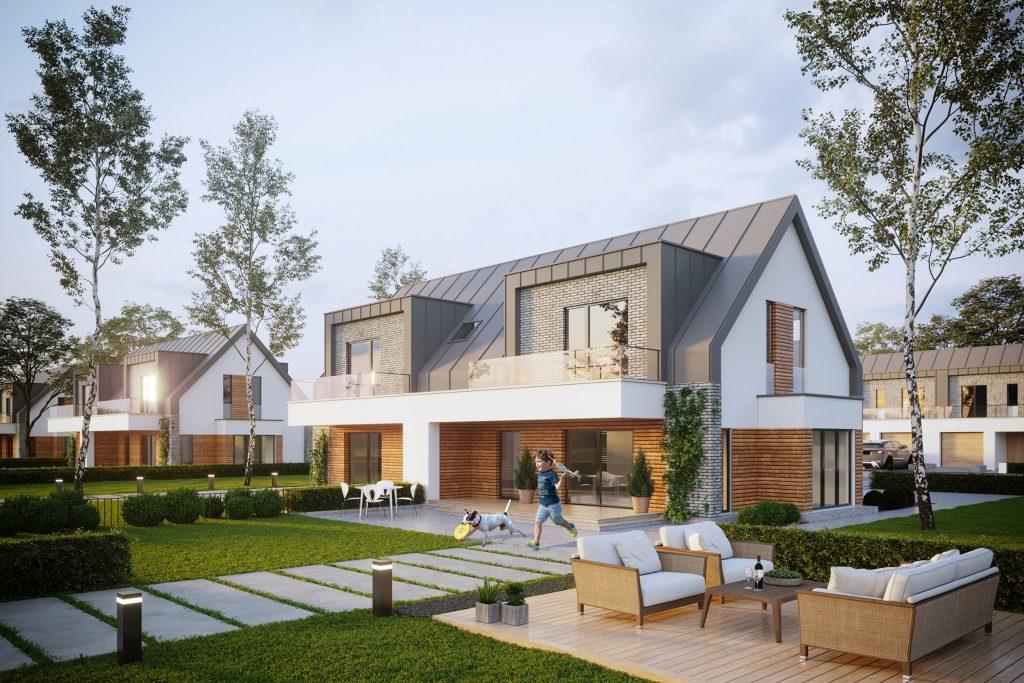 RANDOM MODELS – PRO MODELS 312 – EXTERIOR HOUSE MODEL