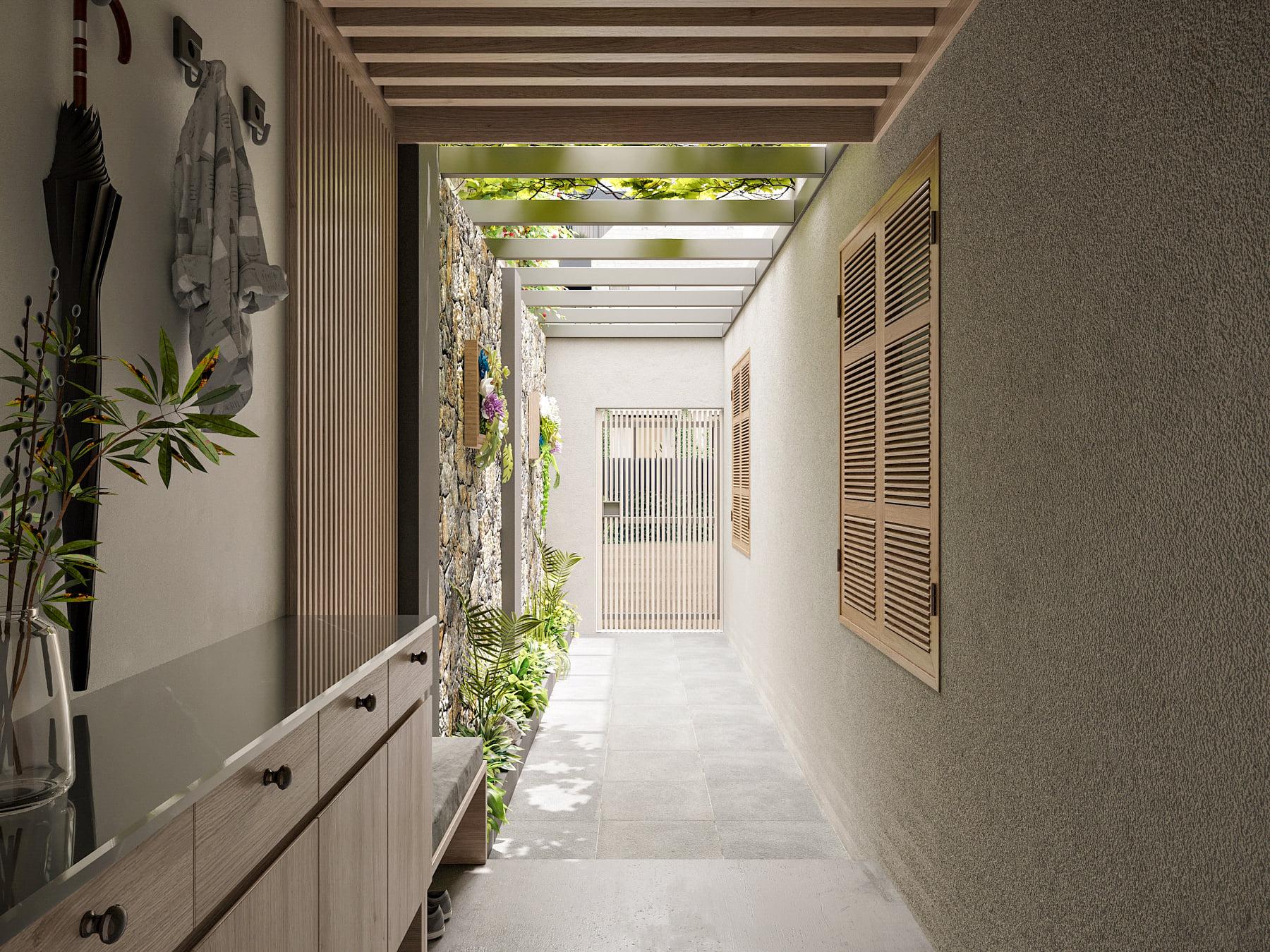 RANDOM SCENES – PRO SCENES 050 – SMALL HOUSE