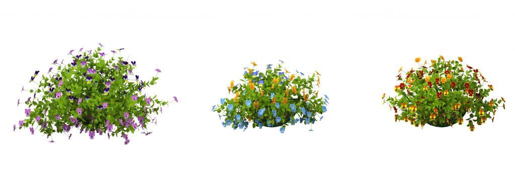 RANDOM MODELS – PRO MODELS 336 – FLOWER MODELS