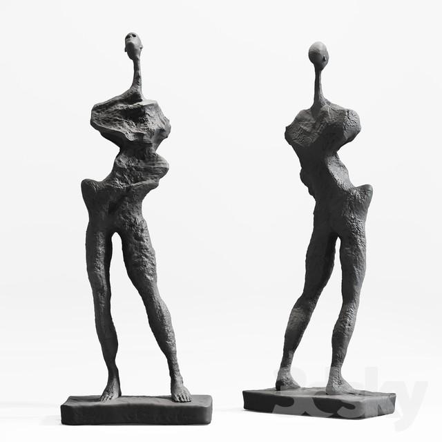 DECORATIVE – SCULPTURE– No.156