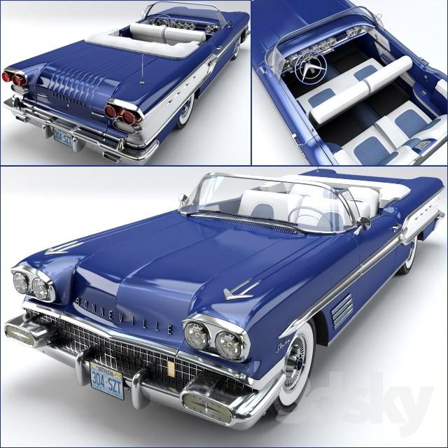 RANDOM MODELS – PRO MODELS 415 – CAR 3D MODELS