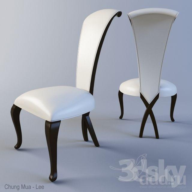 3DSKY MODELS – CHAIR 3D MODELS – ARMCHAIR – No.097